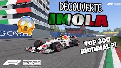 F1 2021 IMOLA | DECOUVERTE + REDBULL BLANCHE !! 😱🏎