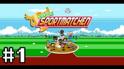 Super Sportmatchen, Round 1-1: Ball Toss