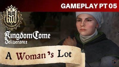 Kingdom Come Deliverance - A Woman's Lot - Part 5: Johanka Vs. the Devil