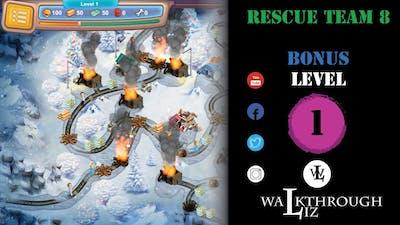 Rescue Team 8 - Bonus Level 1 Walkthrough