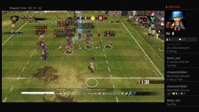 Highlight: Blood Bowl 2 MML Pro Play Offs Assassination Of Greased Up Deaf Guy