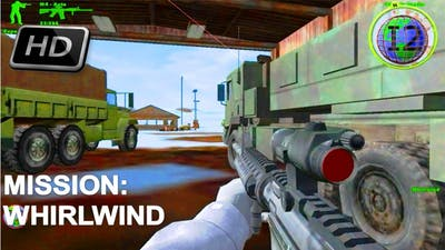 Delta Force Xtreme Walkthrough - Mission 16: Whirlwind HD