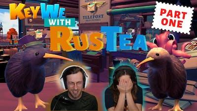 KeyWe w/ RusTea Part 1
