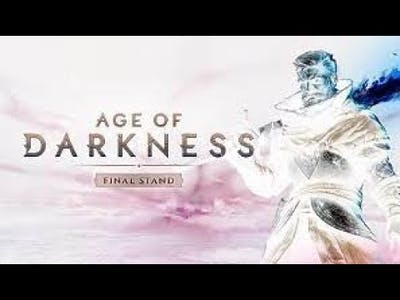 Age of Darkness - Final Stand  | Episode 1 | Learning