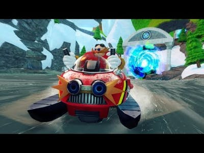 Sonic & all star racing transformed online