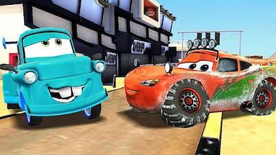 Cars Race (English) Gameplay