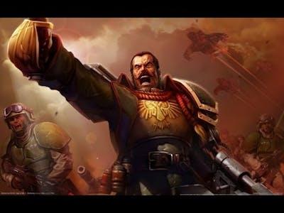 Epic Fail Lets play Dawn of War play through!