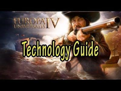 Europa Universalis IV Technology Guide