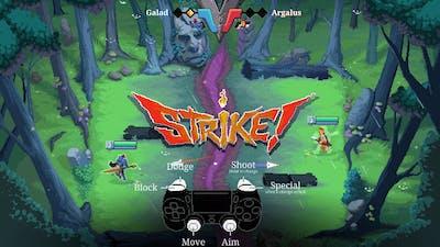 Glorious Gameplay - Strikers Edge