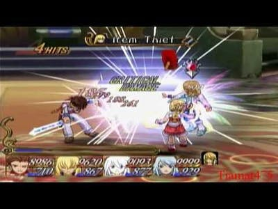Tales of Symphonia: Final Battle - Mithos (Mania)