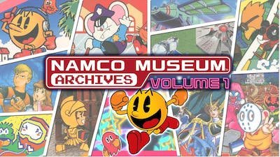 Namco Museum Archives Volume 1 - Dig Dug - Round 01