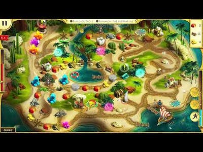 Just Playin' 12 Labours of Hercules IV Mother Nature Platinum Edition Lvl 5.1.
