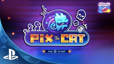 Pix the Cat for the Sony PlayStation 4