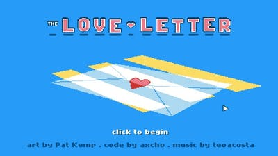 The Love Letter - Longplay (Browser / Flash)