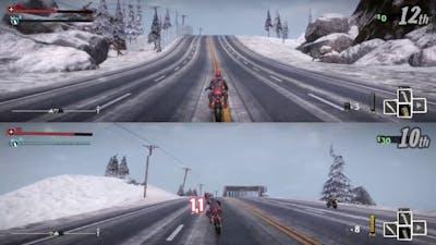 Road Redemption (1) Sehr schweres Game