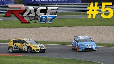 RACE 07 WTCC Multiclass RND 5: Laguna Seca