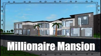Millionaire Mansion (Part 1) - Exterior -