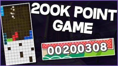 Puyo Puyo Tetris 2 - 200k Point Game