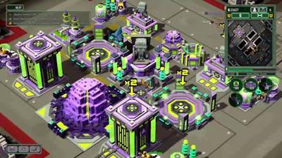 8-Bit Invaders Campaign Cranioids Crush, Kill, Destroy