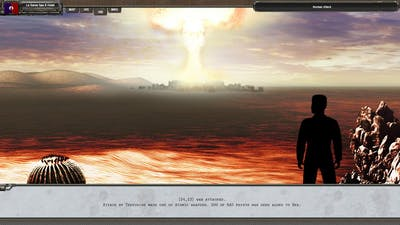Shadow Empire Nuke Test