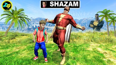 Adopted By SHAZAM in GTA 5