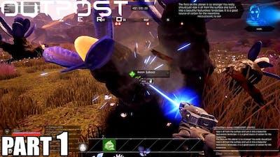 アウトポストゼロ Outpost Zero Walkthrough Gameplay - Part 1 / PC