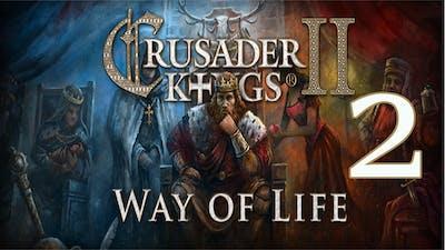Let's Play Crusader Kings 2 Way of Life - 2 - India