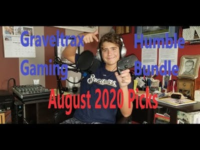 Humble Bundle August 2020