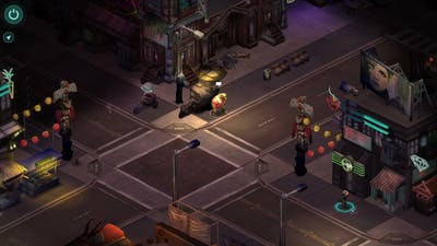 Shadowrun Returns - The Lone Star and the Streets