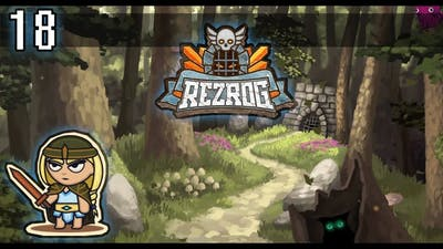Let's Play REZROG ~ Episode 18 ~ The fail rescue
