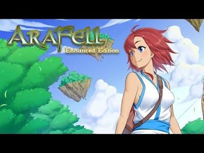 Ara Fell: Enhanced Edition for the Sony PlayStation 4 #arafell - Part 1