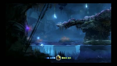 Ori and the Blind Forest Definitive Edition - Part nine - Barricade