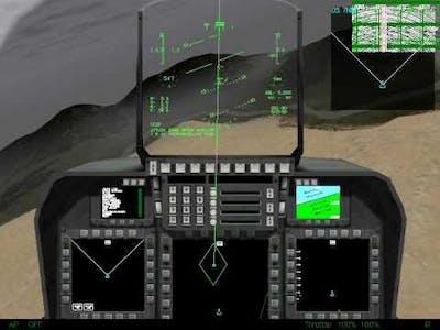 F-22 Lightning 3 gameplay