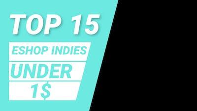 15 Notable Switch Indies under 1$