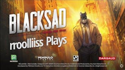 Playing Blacksad: Under the Skin | First 15 Min Gameplay