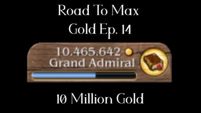 [Timelapse] 10 Million Gold!  -  Road to Max Gold - Port Royale 3 Ep14