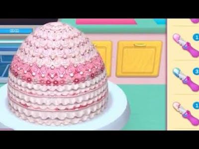 Best games For teesn Girls - My Bakery Impire Cake Designe - #teensgames #girlsgames