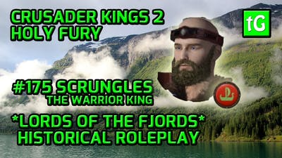 Let's Play Crusader Kings 2 Roleplay Holy Fury #175 The War against Finland