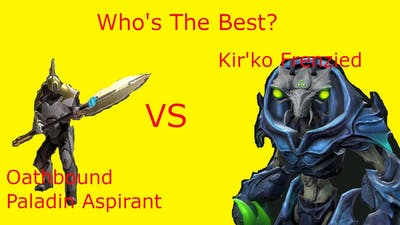 Age of Wonders Planetfall which unit is better | VS Series | Ep 1 | Paladin Aspirant vs Frenzied!!