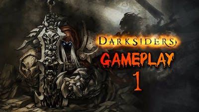 Darksiders Warmastered Edition Gameplay #1