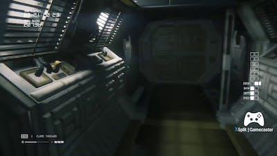 Alien Isolation - Safe Haven DLC - Oops