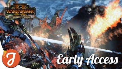 Everqueen Vs Everchosen   Queen & The Crone DLC   Total War: Warhammer II