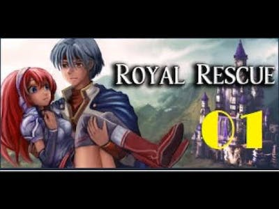 Royal Rescue - Gameplay #1 [No Commentary]