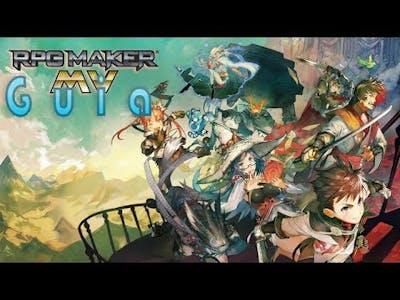 Guia RPG Maker MV - #1 - Introduccion