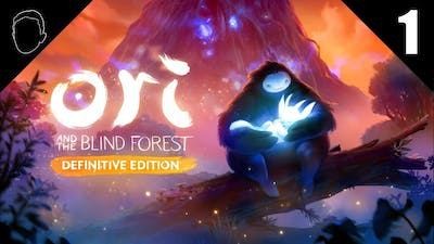 Ori And The Blind Forest Definitive Edition Episode 1   Learning the Basics