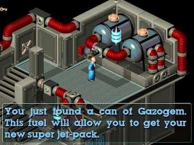 Little Big Adventure 2 - Part 12 - The Gazogem Refinery