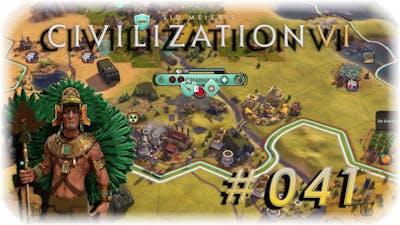 Xian wir fallen - #041 ✰ Civilisation VI Digital Deluxe ✰ Let's Play Civilisation 6