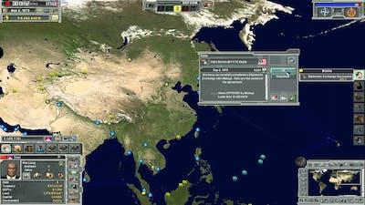 Supreme Ruler Cold War Quick Gameplay
