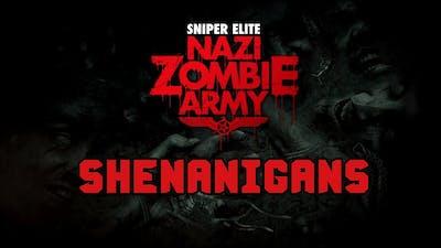 [Sniper Elite:  Nazi Zombie Army] Third Time's a Charm