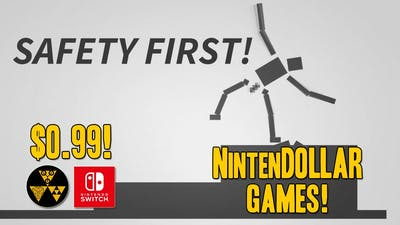 Safety First! | NintenDOLLAR Games!